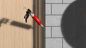 Fugning af vinduer - Gør det selv eller modtag 3 gratis tilbud
