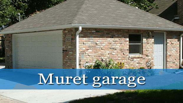 Muret garage g r det selv eller modtag 3 gratis tilbud for Location garage muret