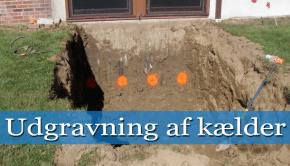 Udgravning af kælder