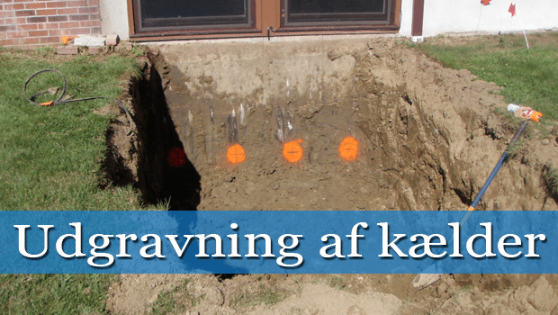 Udgravning af kælder - Modtag 3 gratis tilbud
