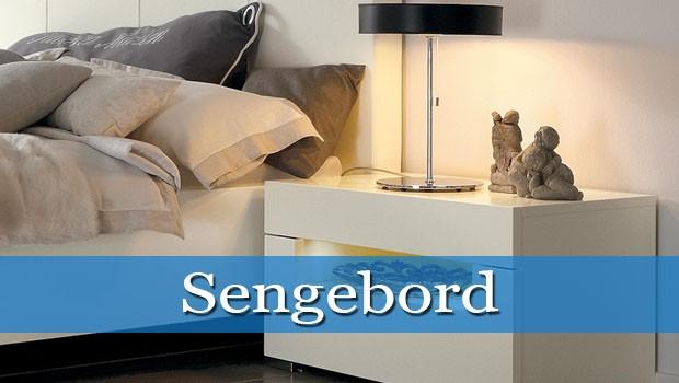 Sengebord – stÃ¥ende og væghængte sengebord   byg og hjem