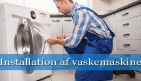 installation af vaskemaskine thumpnail