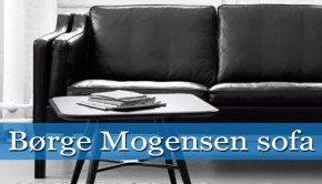 Børge Mogensen sofa