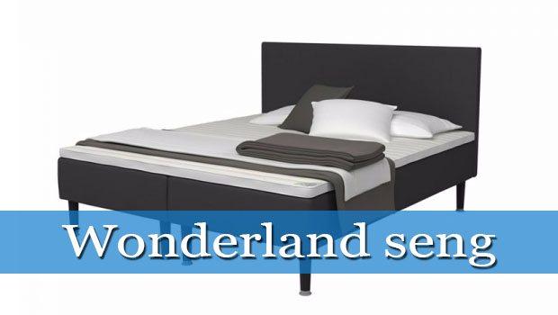 Wonderland seng - Byg og Hjem