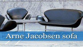 Arne Jacobsen sofa
