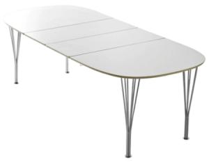 Plankebord fyrtræ Valnødsolie - Syv længder