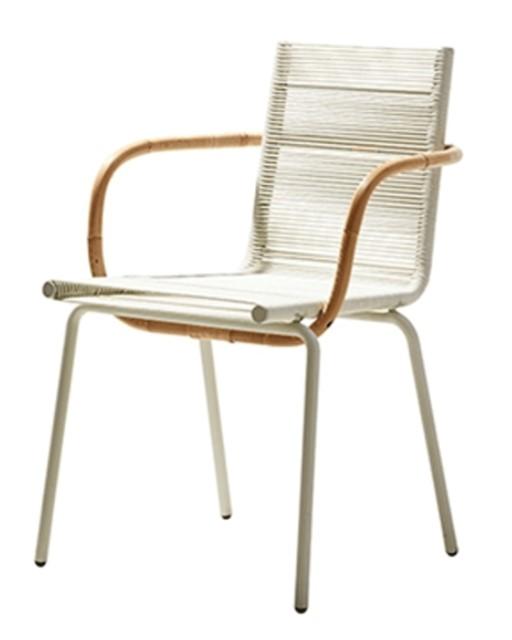 Cane-Line SIDD stol – Bæredygtig spisebordsstol