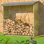 Hortus brændely trykimprægneret træ