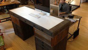 Lav dit eget skrivebord