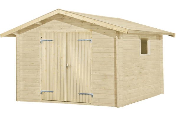 Plus redskabsrum 65109-1 9 m2