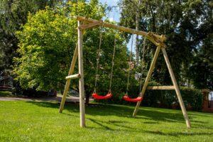 Nordic Play - Stort gyngestativ til en god pris
