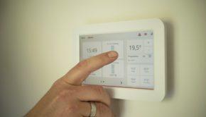 Opvarmning af bolig