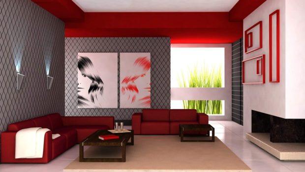 Skab en personlig og moderne stue med tapetserede vægge - Byg og Hjem 3c5d224d0175e