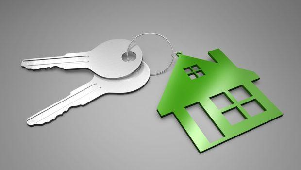 Nøgler til bolig