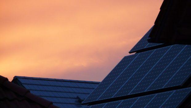 Solceller på tage