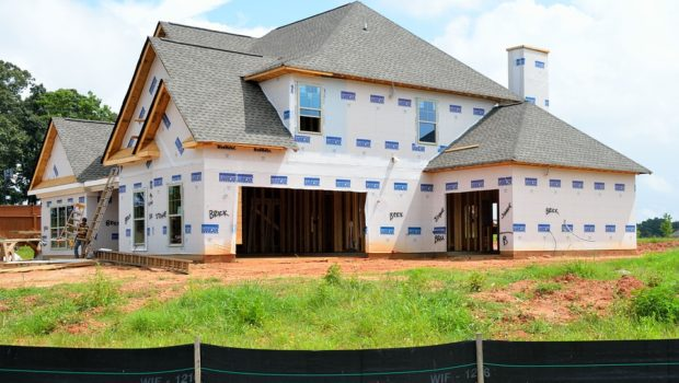 Hus byggeri
