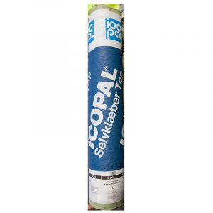 ICOPAL Top selvklæbende Tagpap – Tag du selv kan montere på carport eller skur